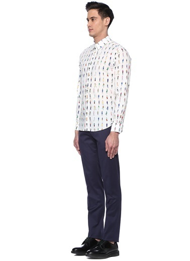 Paul Smith Gömlek Beyaz
